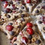 Thumbnail image for Cherry Chocolate Scones for Dad