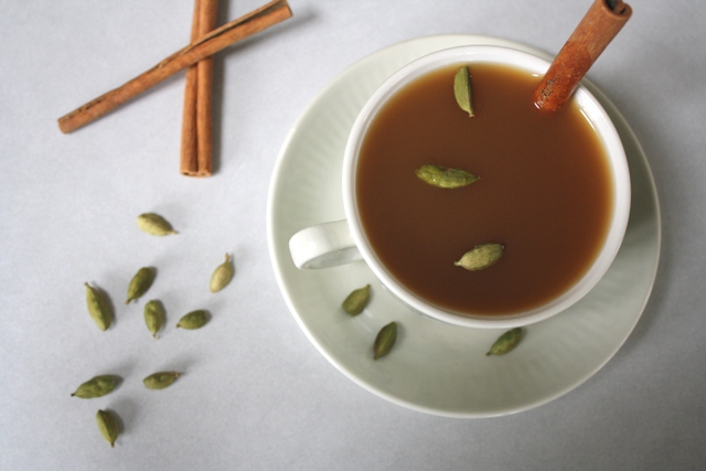 how to make hot apple cider with rum