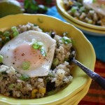 Thumbnail image for Huevos over Brown Rice