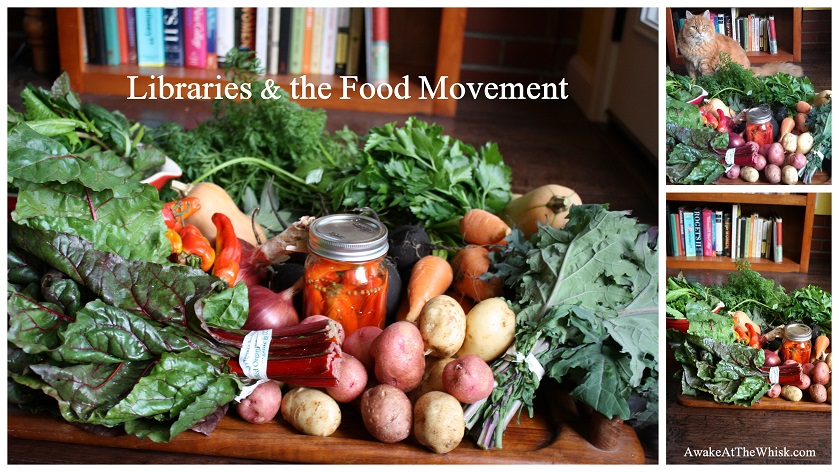 Libraries & the Food Movement web