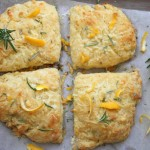 Thumbnail image for Meyer Lemon Rosemary Biscuits