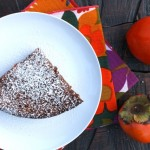 Thumbnail image for Easy Persimmon Cornmeal Pudding Recipe