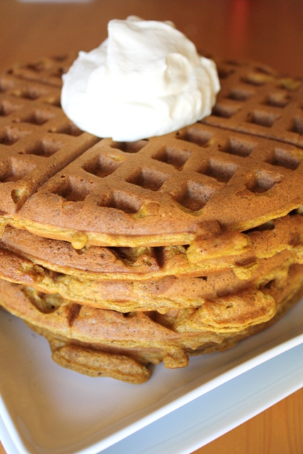 Pumpkin Puree Waffles Pumpkin Puree Unless You
