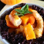 Thumbnail image for Pumpkin Curry with Black Rice