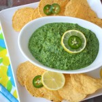 Thumbnail image for Spinach Dip or Cilantro Salsa Recipe