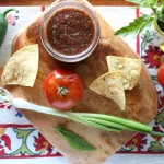 Thumbnail image for 5 Pepper Salsa Recipe