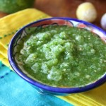 Thumbnail image for Green Tomatillo Salsa Recipe